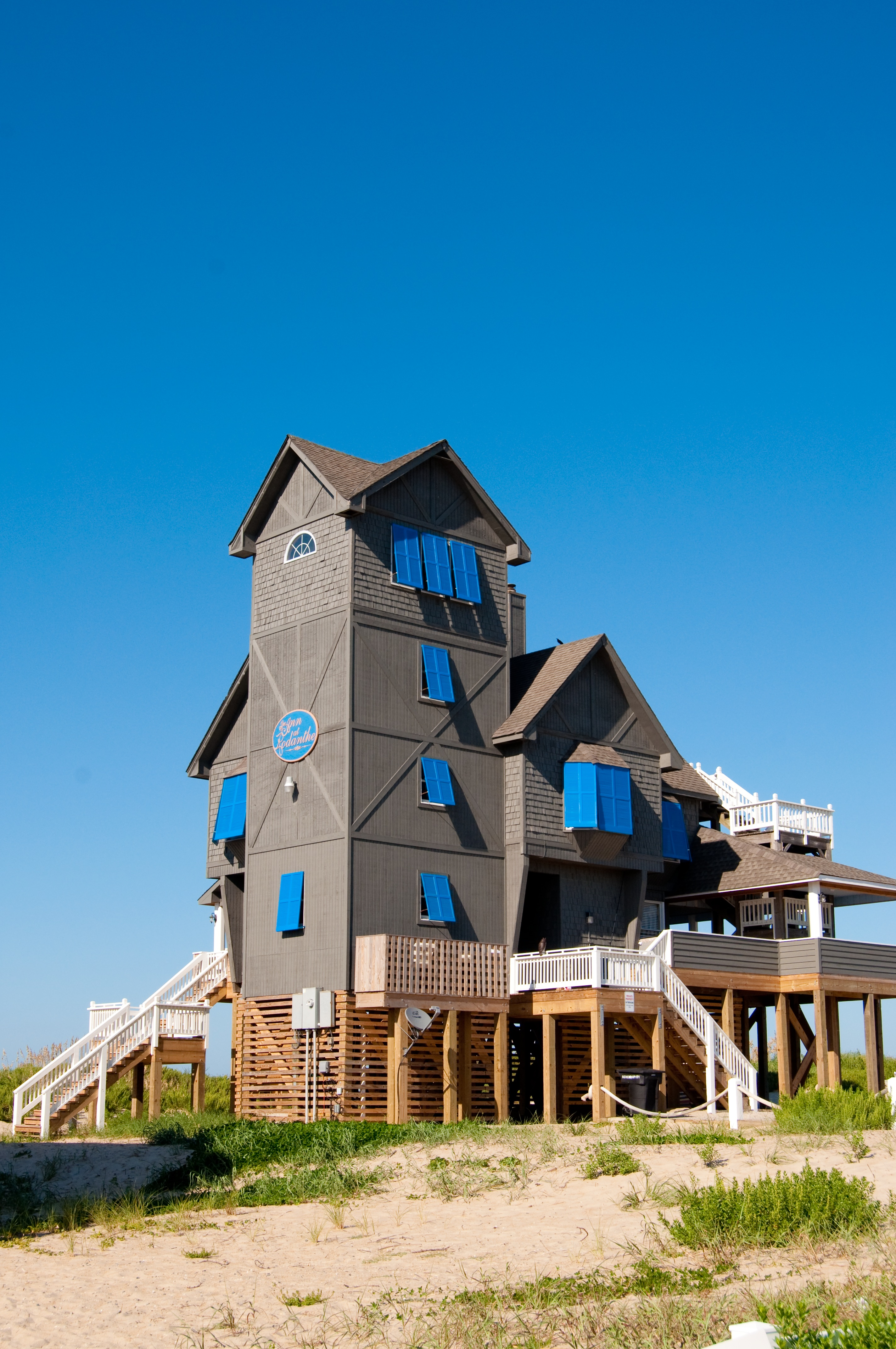 nights in rodanthe Beach home known as inn at rodanthe from nicholas sparks' 2008 film 'nights in rodanthe is up for sale in the outer banks it's one of the most celebrated houses on the north carolina.